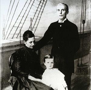 John Pope Hennessy - Hennessy's family