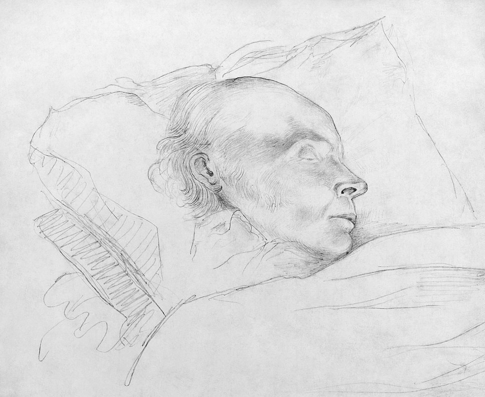 John Quincy Adams drawing2
