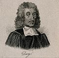 John Ray. Line engraving after Mary Beale. Wellcome V0004941EL.jpg