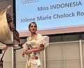 Jolene Marie Cholock-Rotinsulu at Miss International 2019.jpg