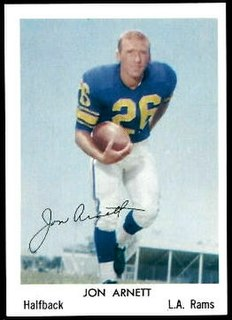 Jon Arnett American football player