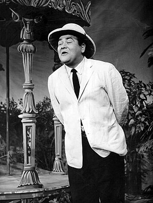 Jonathan Winters - Winters performing a routine on The NBC Comedy Hour (1956)
