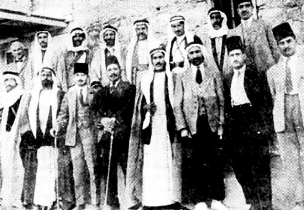 Jordan national conference 1930