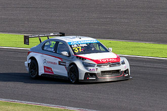 2014 FIA WTCC Race of Japan - López won the Race 1 and the drivers' championship title.