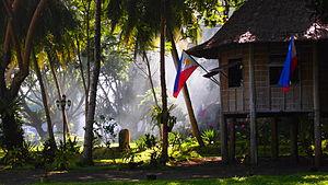 José Rizal Memorial Protected Landscape - Image: Jose Rizal Shrine, Dapitan, Zamboanga del Norte