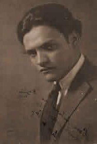 José Lins do Rego - José Lins do Rego (1918)