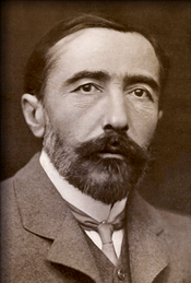 the use of contrasting places in the novel heart of darkness by joseph conrad That was the reflection that made you creepy all over—heart of darkness, joseph conrad about places they have always six different journals for the book.