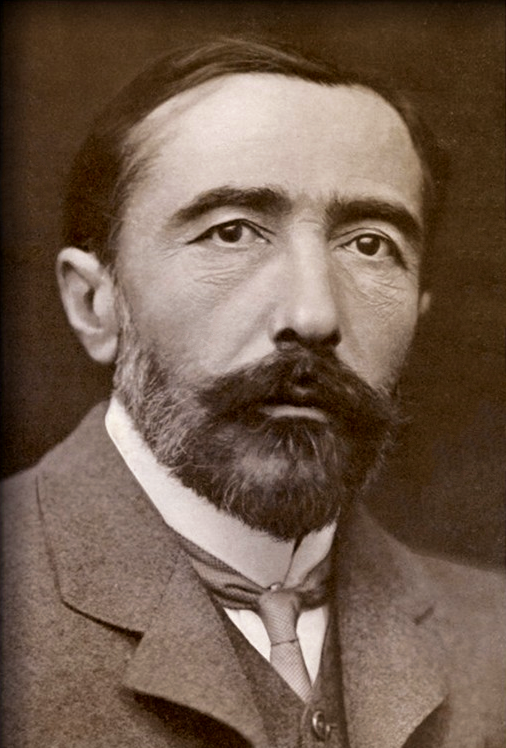 Conrad in 1904 by George Charles Beresford