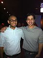 Josh Peck and Faraz Alli in 2010.jpg