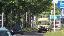 File: Juli 2016 - Spoedtransport, Huisarts, Brandweer, Politie en Ambulances met spoed in Rotterdam -451.webm