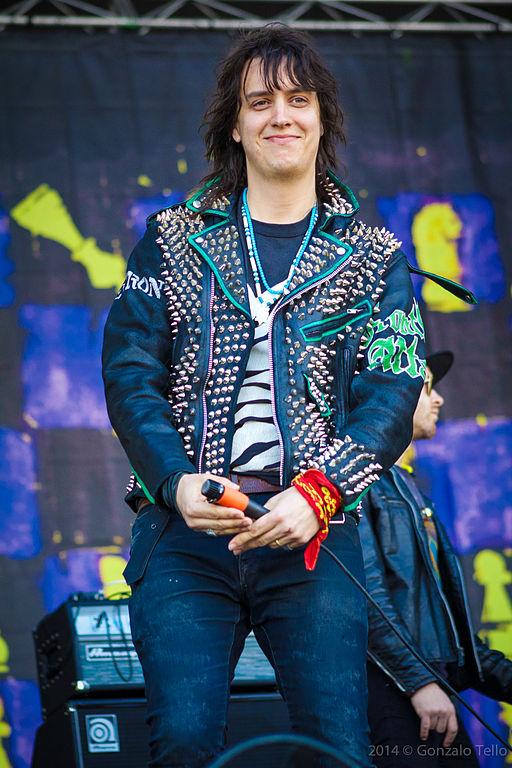 Julian Casablancas - Lollapalooza Chile 2014 (13672393704)