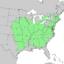 Juniperus virginiana var virginiana range map 2.png