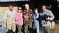 Junto a su familia en Canelón Chico.jpg
