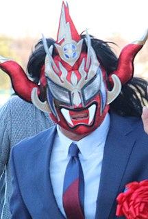 Jushin Liger Japanese professional wrestler
