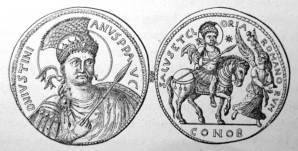 Justinian Multiple Solidi