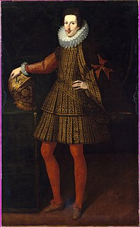 Cosimo II de Medici, Grand Duke of Tuscany Grand Duke of Tuscany