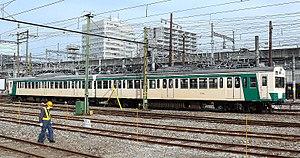 Jōshin Dentetsu Jōshin Line - Image: Jyoshin 151