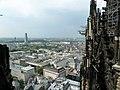 Kölner Dom – Aufstieg zum Turm – Blick nach Nordwesten - panoramio.jpg