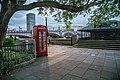 K6 Telephone Kiosk, Lambeth Palace Road Albert Embankment 02.jpg
