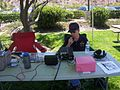 KE6SCS at the 40m SSB Station.jpg