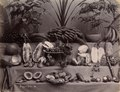 KITLV - 183716 - Lambert & Co., G.R. - Singapore - Still life of fruits at Singapore - circa 1885.tif