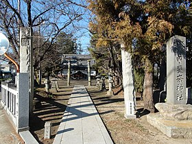 Kaina Shrine Kou Kasugai Fuefuki City.JPG