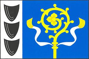 Kamenice (Jihlava District) - Image: Kamenice (okres Jihlava) vlajka