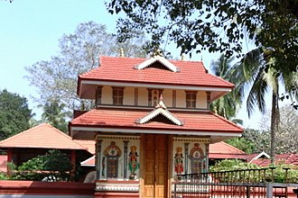 Thrissur Pooram - Kanimangalam Valiyalukkal Bhagavathi Temple
