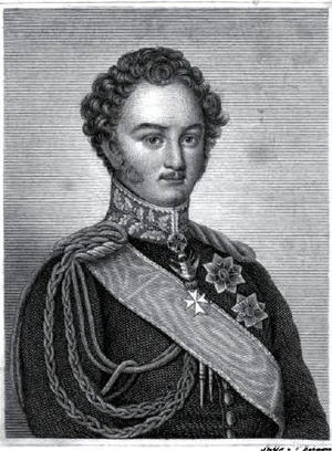 House of Fürstenberg (Swabia) - Karl Egon, 5th Prince of Furstenberg (1796–1854)