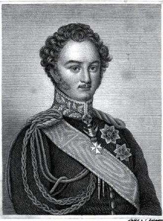 House of Fürstenberg (Swabia) - Karl Egon, 5th Prince of Furstenberg (1796–1854)