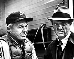 David Wayne et Karl Malden