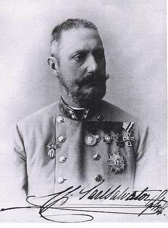 Archduke Karl Salvator of Austria - Image: Karl Salvator Austria 1839 1892