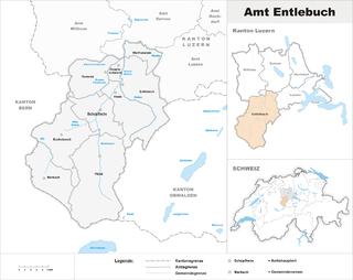 District in Switzerland