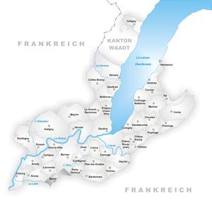 Soral - Image: Karte Gemeinde Soral