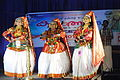 Kathakali (grou) Dance at 54th Kerala School Kalolsavam 2014 at Palakkad..JPG