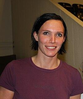 Katja Nyberg Norwegian handball player