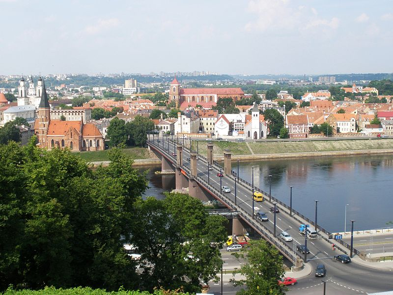 Kaunas Lithuania  city photos gallery : www.diveinthesky.net: Meeting in Kaunas Lithuania