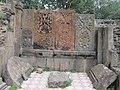 Kecharis Monastery (khachkar) (9).jpg