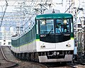 Keihan 6000 series set 6007 20180101.jpg
