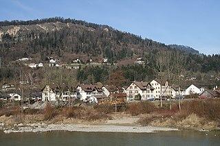 Kennelbach Place in Vorarlberg, Austria