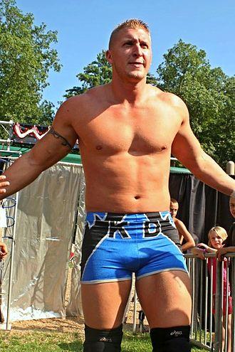 Kenny Dykstra - Doane in 2009