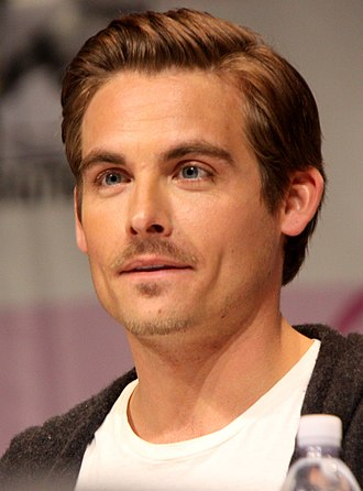 Kevin Zegers - Zegers at the 2013 WonderCon