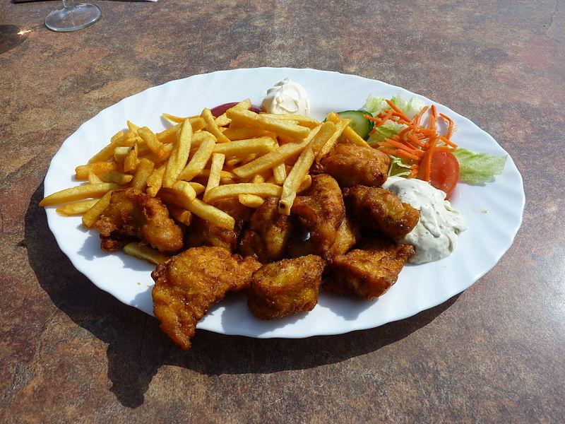 Gastronomia na Holanda