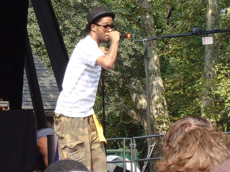 Kid Cudi Central Park Summerstage