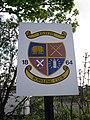 Kilsyth Bowling Club coat of arms - geograph.org.uk - 1311216.jpg