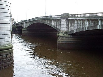 George V Bridge, Glasgow - King George V Bridge