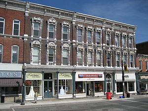 King Street (Dundas, Hamilton, Ontario) - King Street West, Dundas