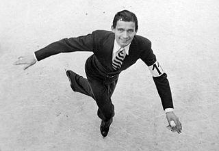 Ede Király Hungarian figure skater