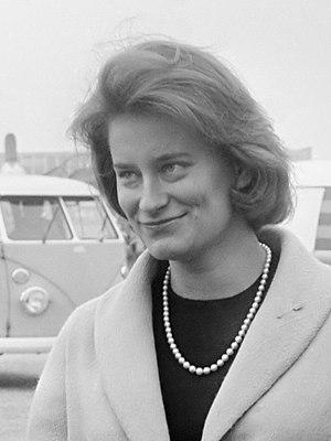 Princess Kira of Prussia - Kira of Prussia in 1966