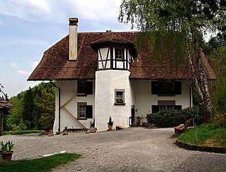 Blumenstein - A house in Blumenstein
